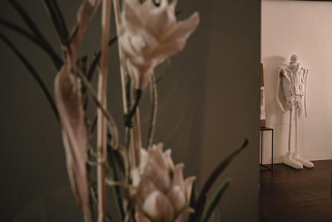 Detailaufnahme Interior eines Unternehmens