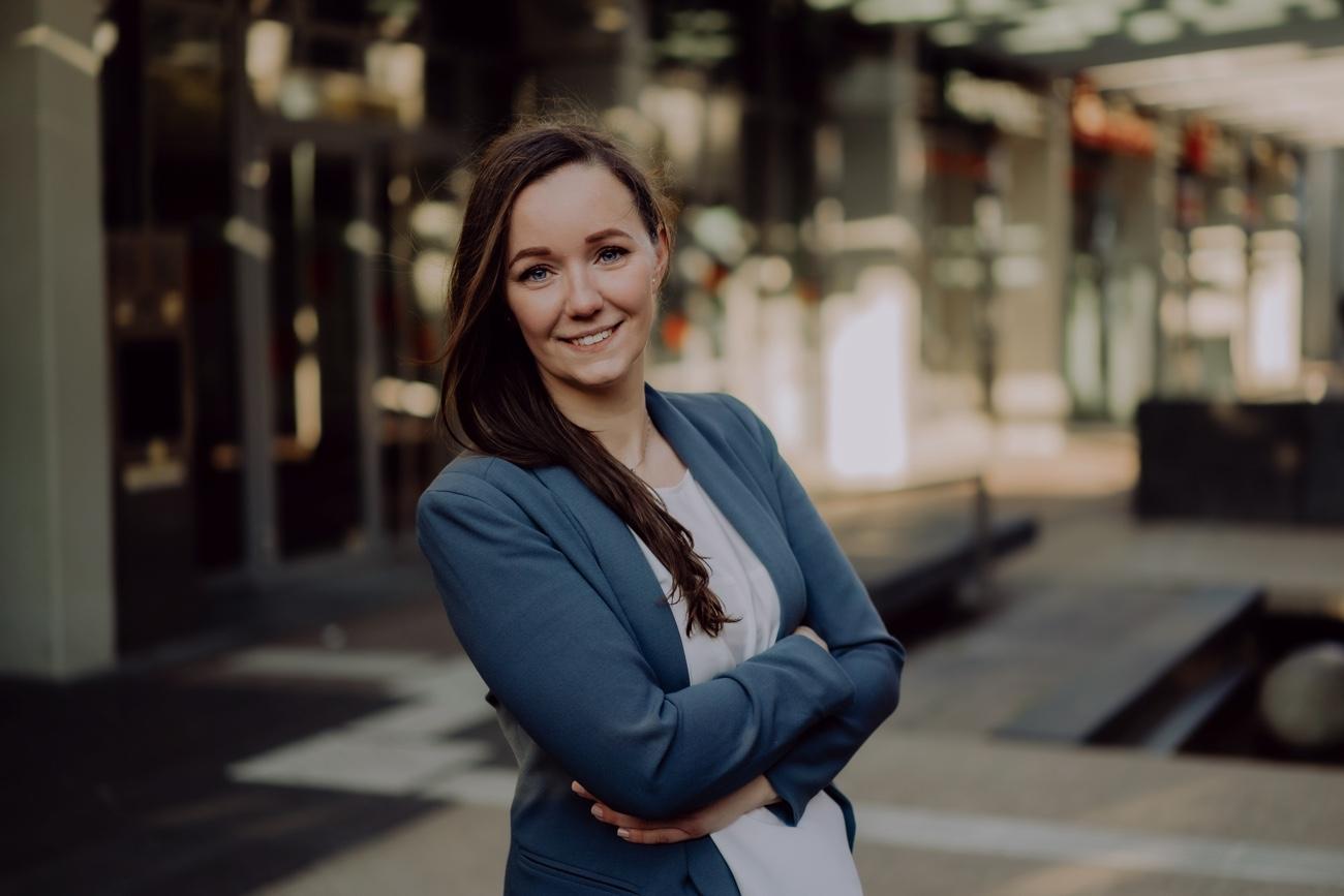 Moderne Businessfotos und Portraitfotografie