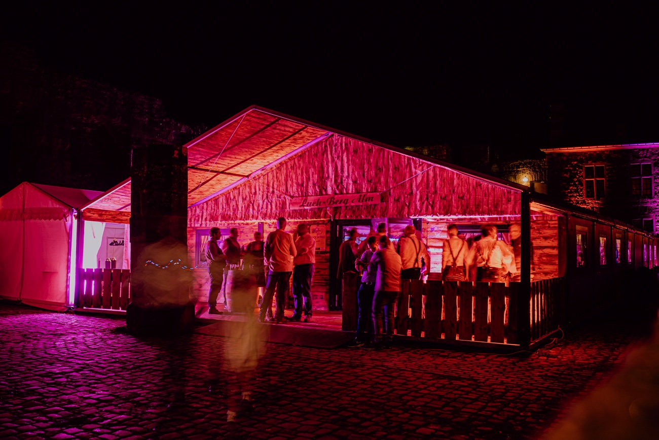 Firmenevent Oktoberfest in Nideggen